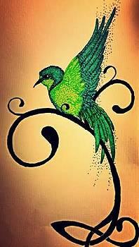 Bird by Amanda Copenhaver