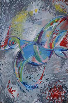 Bird by Laura Vizbule
