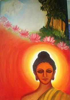 Birth of Gautam by Shilpi Singh