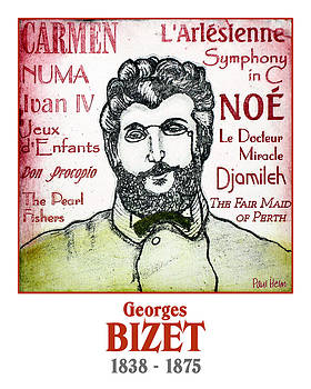 Bizet by Paul Helm