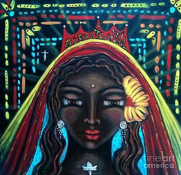 Black Madonna of My Heart by Maya Telford