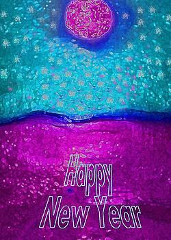 Blue Purple by Mimo Krouzian