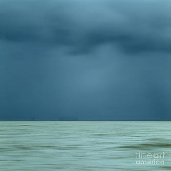 BERNARD JAUBERT - Blue sea