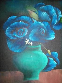 Blue Velvet by Ricky Haug