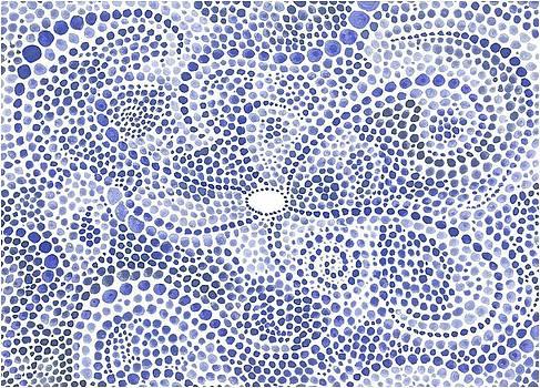 Blue Yonder by Liz Rosales