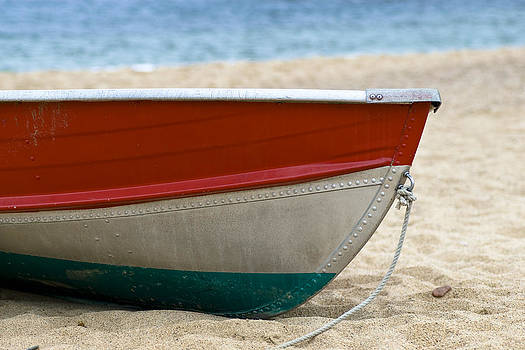 Boat by Frank Tschakert