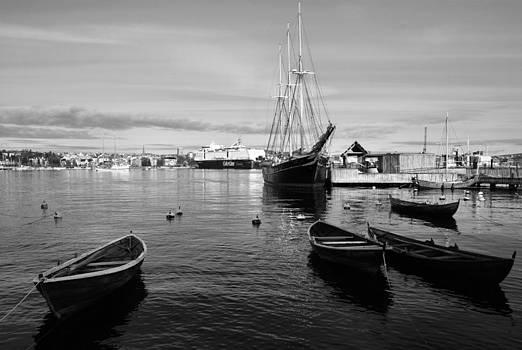 Boats. by Sergei Zinovjev