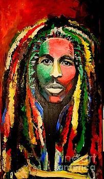 Bob Marley  by Dareen  Hasan