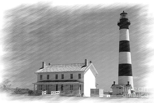 Jill Lang - Bodie Island Lighthouse