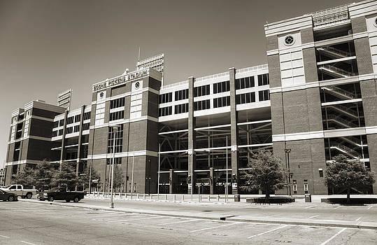 Ricky Barnard - Boone Pickens Stadium