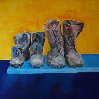 Boots by David  Hawkins