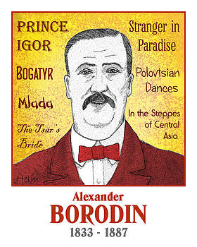 Borodin by Paul Helm