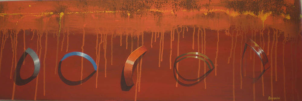 Bossini 5 Rings by Clive Holden
