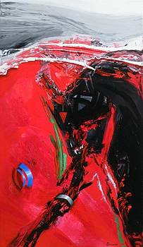 Bossini Red by Clive Holden
