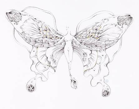 Botanicalia Sara by Karen Robey