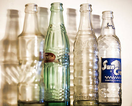Heather Applegate - Bottle Collection