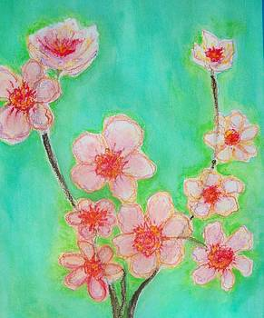 Bouquet  by Sheba Goldstein