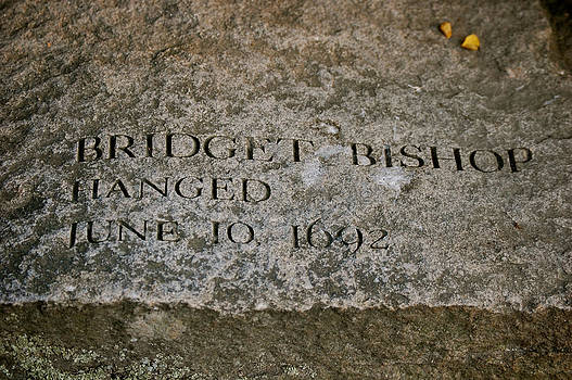 Sherlyn Morefield Gregg - Bridget Bishop Memorial