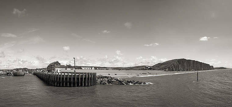 Bridport Dorset by Gillian Dernie