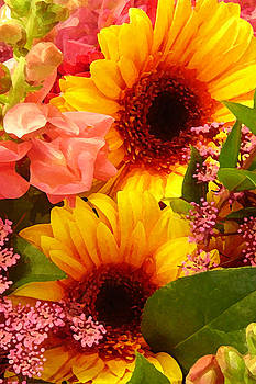 Amy Vangsgard - Bright Spring Flowers