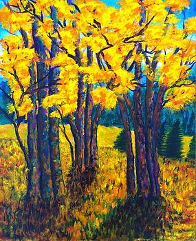 Bright Trees by Catherine Jeffrey