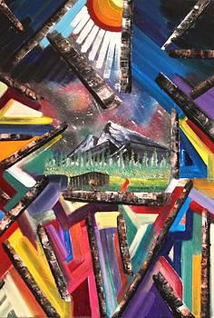 Broken Window by Paul McGahey