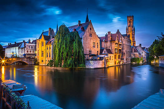 Bruges by Stefano Termanini