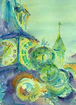 Bubbles in Time by Bruce Blanchard