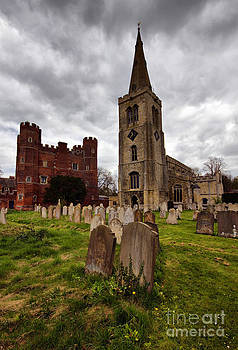 Darren Burroughs - Buckden Great Tower and St Marys Church