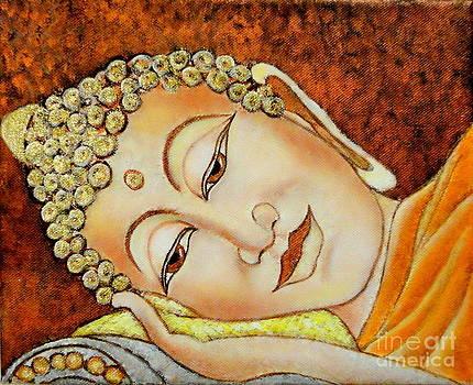 Budha-3 by Carmen Junyent