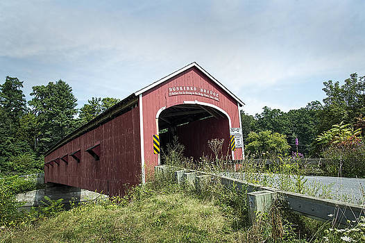 Buskirk Covered Bridge by Ray Summers Photography
