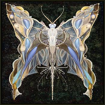 Butterfly Nebula by Mary Eichert