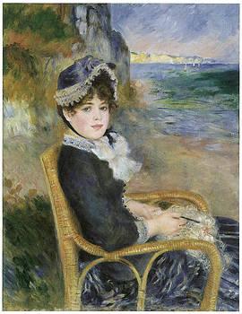 Pierre-Auguste Renoir - By the seashore