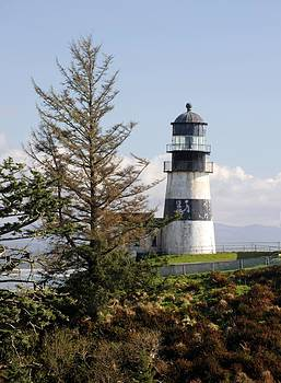 Marv Russell - Cape Disappointment Lighthouse