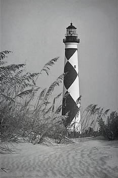 Cape Lookout Lighthouse by Bob Decker