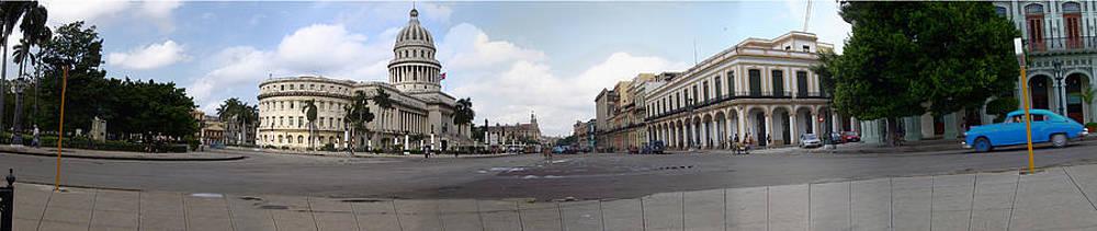 Juan Carlos Sepulveda - Capitolio de la habana./Havana Capitol.