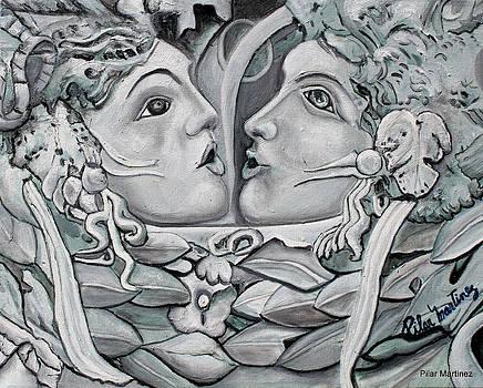 Caras by Pilar  Martinez-Byrne