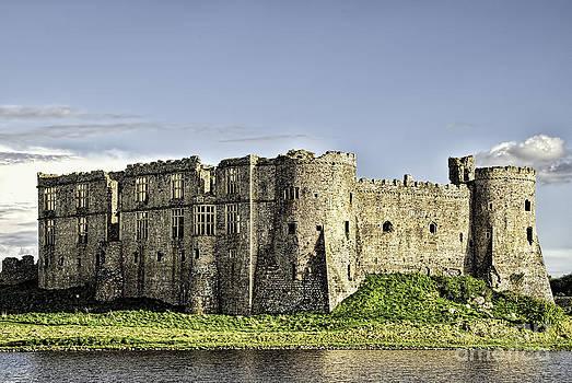 Steve Purnell - Carew Castle Pembrokeshire