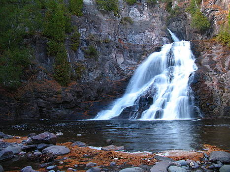 Matthew Winn - Caribou Falls