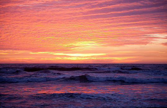 Carlsbad Sunset by Scott Harms