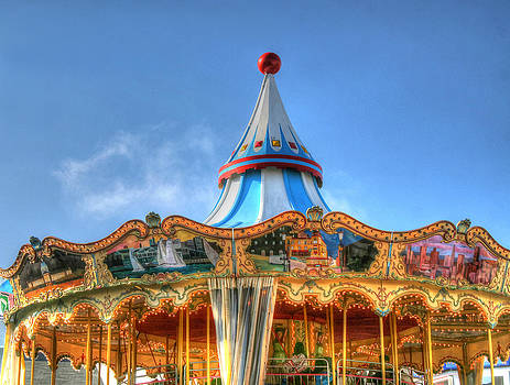 Carousel by Ken Reardon