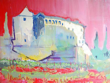 Castle by Kurt Hausmann