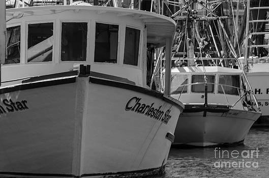 Dale Powell - Charleston Star Work Boat