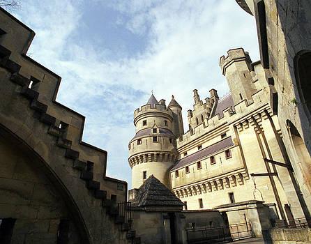 Jared Bendis - Chateau de Pierrefonds