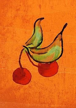Cherries by Brett Shand