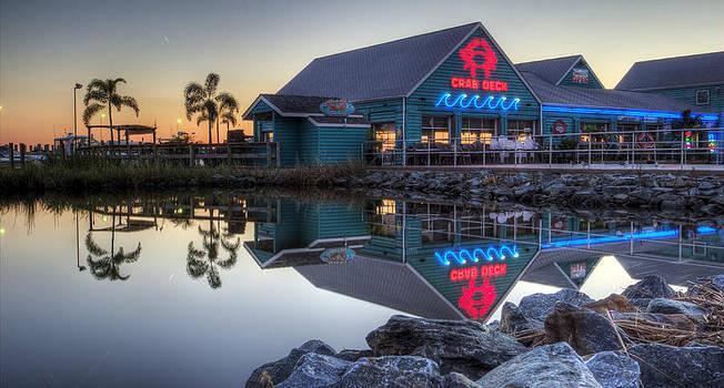 Chesapeake Bay Sunset by David Dufresne