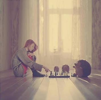 Chess by Anka Zhuravleva