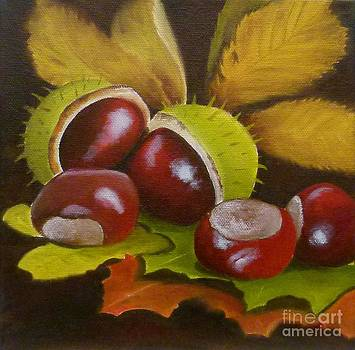 Chestnuts Anyone  by Linda Hunt