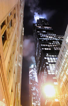 Gregory Dyer - Chicago at Night