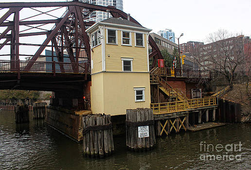 Gregory Dyer - Chicago Draw Bridge